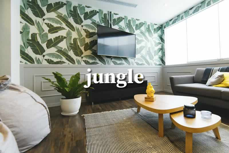 Style jungle